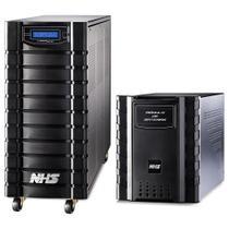 Nobreak NHS Laser Senoidal 4200VA Entrada Bivolt Saída 120/220V Bateria 12x9Ah/120V + Mód. 12x9Ah -