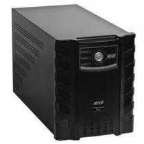 Nobreak NHS Premium PDV 1200VA/720W (E.Bivolt/ S.120V ou 220V Jump. Interno/ Estac 1 x 45Ah/ RS232) -