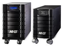 Nobreak NHS Prime Senoidal 3000VA Ent Bivolt Saída 220V/120V 8x7Ah + Módulo Bateria 8x17Ah -