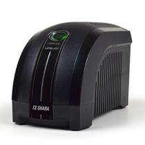 Nobreak TS Shara 331 UPS Mini 500 VA 115V preto 6 tomadas
