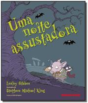 Noite assustadoura, uma - Brinque book