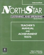 Northstar list/speak.interm.tb with tests cd-rom