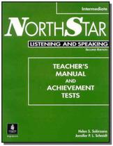 Northstar list/speak.interm.tb with tests cd-rom - Pearson
