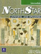 Northstar sb intermediate listening and speaking - 2nd edition - Pearson (importado) -