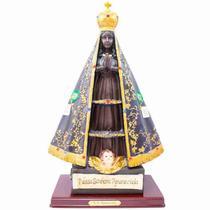 Nossa Senhora Aparecida 53cm - Enfeite Resina - Tascoinport