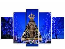 Nossa Senhora Aparecida Religião Painel Decorativo Mosaico - Mr Decorações / Paradecoração