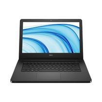 Notebook 14pol Dell Inspiron i14-5458-B08P (Core i3, 4GB DDR3, HD 1TB, Bluetooth, s/ gravador DVD, Win 10) - Preto Text. -