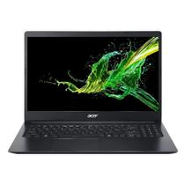 Notebook 15.6 Pol 4GB 500GB Windows 10 Acer Aspire 3 Preto