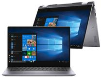 """Notebook 2 em 1 Dell Inspiron 14 5000 5406-A30S - Intel Core i7 8GB 256GB SSD 14"""" Touch Windows 10"""