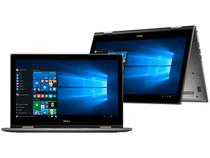 Notebook 2 em 1 Dell Inspiron 15 i15-5578-B20C - Série 5000 Intel Core i7 8GB 1TB Touch Screen