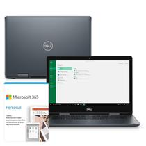 "Notebook 2 em 1 Dell Inspiron 5481-M11F 14"" 8ª Ger. Intel Core i3 4GB 128GB SSD Touch Windows 10 Microsoft Office 365 -"