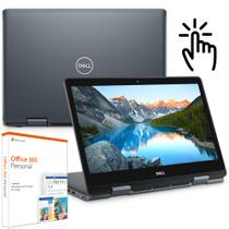 "Notebook 2 em 1 Dell Inspiron i14-5481-M10F 8ª Geração Intel Core i3 4GB 1TB LED 14"" HD Touch Windows 10 McAfee Office 365 -"
