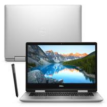 """Notebook 2 em 1 Dell Inspiron i14-5491-M30 8ª Geração Intel Core i7 8GB 256GB SSD LED 14"""" HD Touch Windows 10 + Caneta A -"""