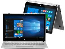 "Notebook 2 em 1 Multilaser M11W Prime PC301 Intel - Pentium 4GB 64GB SSD Touch Screen 11,6"" Windows 10"