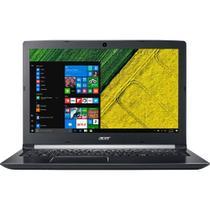 Notebook Acer 15.6 A515-51-75RV i7-7500U 8GB 1TB W10Cinza -