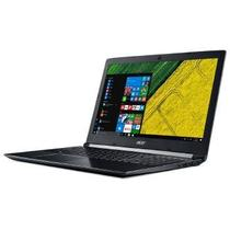 Notebook ACER 15.6P I7-7500U 8GB 2GBNVIDIA 1TB W10 - A515-51G-72DB -