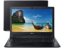"Notebook Acer A315-33-C58D Celeron N3060 4GB 500GB 15,6"" Linux - Endless Os -"