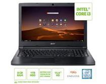 Notebook ACER A315-53-36WW I3-8130U 8GB 1TB 15,6