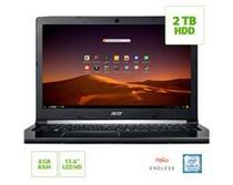 Notebook ACER A515-51-51JW I5-7200U 8GB 2TB 15.6 Linux NX.GQCAL.007