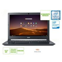 Notebook Acer A515-51-52M7 Intel Core i7-7200u 4G 1TB 15,6