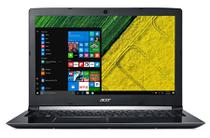 "Notebook Acer A515-51-75RV Intel Core i7-7500U 8GB RAM HD 1TB 15.6"" Windows 10 -"