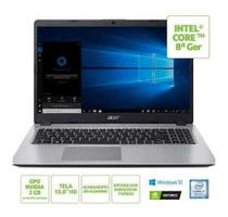 Notebook Acer A515-52g-78he I7-8565u 8gb 15,6  Wi10home - N