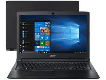 "Notebook Acer Aspire 3 A315-53-348W Intel Core i3 - 4GB 1TB 15,6"" Windows 10"