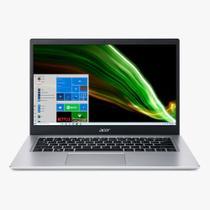 Notebook Acer Aspire 5 A514-54-384J Intel Core i3 11ª Gen Windows 10 Home 8GB 256GB SSD 14' FHD -