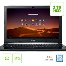 Notebook Acer Aspire 5 A515-51-74ZA Intel Core i7-7500U 8GB RAM HD 2TB 15.6