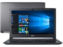 "Notebook Acer Aspire 5 A515-51G-72DB Core i7 8GB - 1TB 15,6"" Full HD Placa de Vídeo 2GB Windows 10"