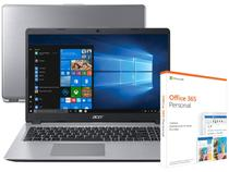 Notebook Acer Aspire 5 A515-52G-57NL Intel Core i5 - 16GB + Pacote Microsoft Office 365 Personal