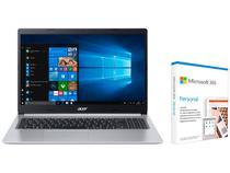 Notebook Acer Aspire 5 A515-54-587L Intel Core i5 - 8GB + Microsoft 365 Personal 1TB OneDrive