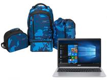 "Notebook Acer Aspire 5 A515-54-587L Intel Core i5 - Quad-Core 8GB 256GB SSD 15,6"" + Kit Mochila"