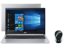 "Notebook Acer Aspire 5 A515-54-587L Intel Core i5 - Quad-Core 8GB 256GB SSD 15,6"" + Mini Mouse sem Fio"