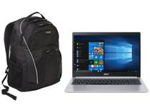 "Notebook Acer Aspire 5 A515-54-587L Intel Core i5  - Quad-Core 8GB 256GB SSD 15,6"" Windows 10 + Mochila"
