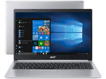 "Notebook Acer Aspire 5 A515-54-587L Intel Core i5 - Quad-Core 8GB 256GB SSD 15,6"" Windows 10"