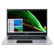 Notebook Acer Aspire 5 Intel Core i3-1005G1, RAM 8GB, SSD 512GB, Tela 14, Windows 10, Prata - A514- -