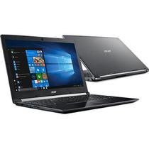 Notebook Acer Aspire 5, Intel Core i7-8550U, 8GB, 1TB, Windows 10, 15.6 Pol Preto/Cinza - A515-51G-C -