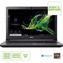 Notebook Acer Aspire A315-41G-R21B AMD Ryzen 5 8GB 1TB