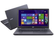 Notebook Acer Aspire E5 com Intel Core i7 - 8GB 1TB Windows 8.1 LED 15,6 Placa de video 2GB