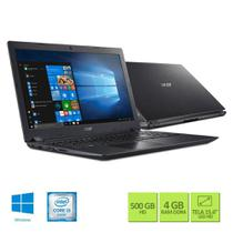 Notebook Acer Core i3-6006U 500GB 4GB 15,6