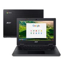 "Notebook Acer Dual Core Chromebook R721T-488H 11,6"", Amd A-Series, 4GB, 32GB, Chrome Os, Preto -"