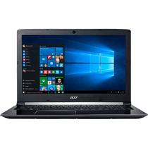 Notebook Acer i7-7500U 8GB 1TB Nvidia GeForce 940MX 2GB GDDR5 15,6' - A51551G72DB
