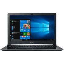 Notebook Acer Intel Core i5-8250U 8GB 1TB NVIDIA GEFORCE MX130 Cinza Windows 10 Home - A515-51G-C97B