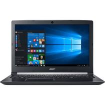 Notebook Acer Intel Core i7-8550U, RAM 8GB, HD 1TB, 15.6 Windows 10 - A51551GC690