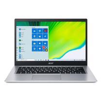 "Notebook Acer Intel i3 10a RAM 8GB SSD 512GB 14"" Wi10 Prata -"