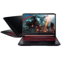 Notebook Acer Nitro 5 AN517-51-50JS Gamer - Tela 17.3, Intel i5, 8GB, SSD 512GB, GeForce GTX 1650 -