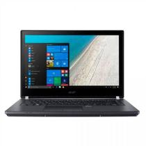 Notebook Acer Travelmate Intel Core I3-7100U, Preto, TMP449-G2-M-317Q, Tela de 14