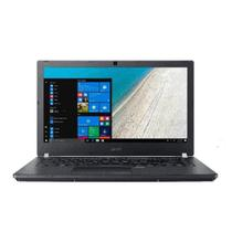 Notebook Acer Travelmate P4 Intel Core I3 7100U 4GB 1TB 14 com Leitor Digital Windows 10 PRO Preto - Revisar