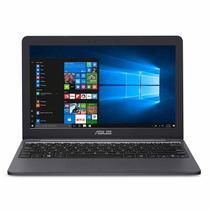 Notebook Asus Intel Celeron RAM 2GB SSD 32GB Win10 Tela 11,6